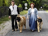 Seppo,Marita and dogs