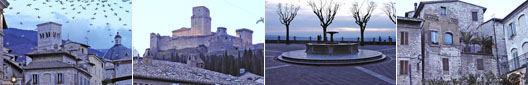 Assise and Perugia